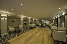 Out newly refurbished Golf Club House, where Wedding Guests can dance the night away with our extended function room!