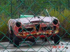 Alfa Romeo 2600 Spyder