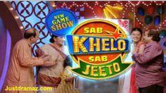 Sab Khelo Sab Jeeto 26th April 2014 - Sab tv Sab Khelo Sab Jeeto 26 April 2014 - Sab tv Channel watch latest episode 26/4/2014 with Justdramaz.com online
