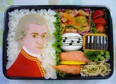 Bento Box Mozart :-)