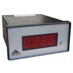Buy Unitech Digital AC Volt Panel Meter 96mm UNI-1V96AC at our Online Purchase & Business Portal...
