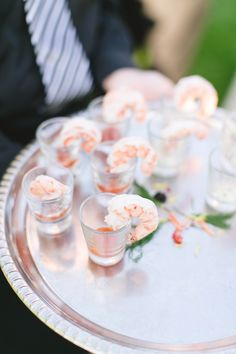 Shrimp Cocktail | Ruth Eileen Photography } Theknot.com