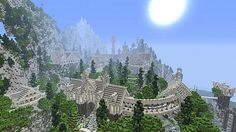 Cool Minecraft creation | Clenrock.com