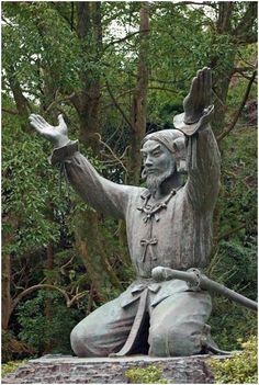 Stone Statue at Izumo-Taisha Shrine (Shimane, Japan)|大国主大神