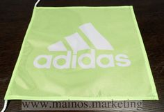 Purjevenen lippu Adidas http://www.mainos.marketing/fi/pildid/Mainosliput/