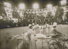 Surgical Theatre, MCV Richmond Va. 1880-1890
