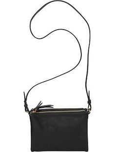 Women's Faux-Leather Crossbody Bag | Old Navy
