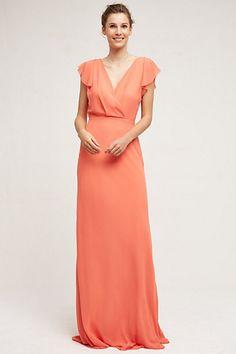 Kaolin Maxi Dress #anthropologie (bridesmaids)