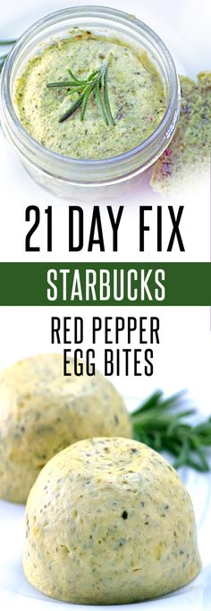 Starbucks Red Pepper Egg Bites Copycat Recipe! This Instant Pot recipe tastes just like the real thing. 21 Day Fix, Weight Watchers and Keto Diet Friendly. Ready in under 10 minutes! | foodieandwine.com #breakfast #21dayfix #weightwatchers #keto