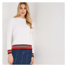96ff34f9501 Joe Fresh Cable Cricket Sweater