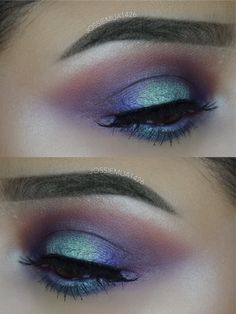 jaclyn hill palette morphe blue vibes #blueeyeshadow #shadows #makeup #jaclynhill #morphebrushes