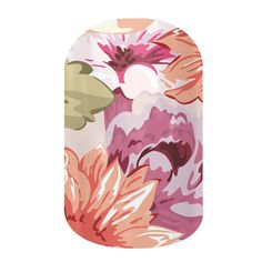 Flower Shop  nail wraps by Jamberry Nails