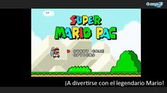 Viernes retro: Super Mario Pac - En el pasado mes de agosto se lanzó New Super Mario Bros 2 con bombos y platillos, hasta  con la presencia de Penélope Cruz vestida de Mario. Sin embargo, amigo gamer, te traemos a Super Mario Pac, una de las mejores adaptaciones para PC de este legendario juego. ¡A jugaaaar!  http://descargar.mp3.es/lv/group/view/kl229139/Super_Mario_Pac.htm?utm_source=pinterest_medium=socialmedia_campaign=socialmedia