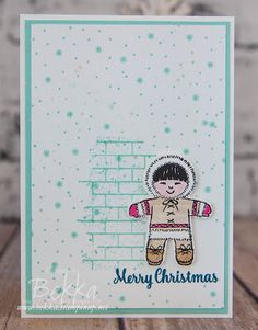Stampin' Up! UK Feeling Crafty - Bekka Prideaux Stampin' Up! UK Independent Demonstrator: Introducing the Cookie Cutter Christmas Bundle from Stampin' Up! UK