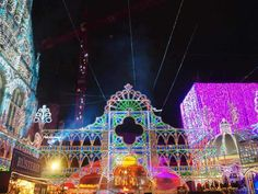 Images of the Illuminarium in Zurich Zurich, Festivals, Fair Grounds, Image, Concerts, Festival Party