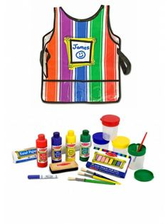 Artist Kit from Melissa & Doug.