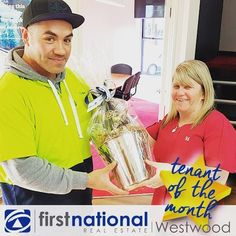 Congratulations to our tenant of the month for July... Leon from Altona Meadows! #fnre #fnrewestwood #tenant #bonus #reward #rent #lease #wyndham  #propertymanagement #team