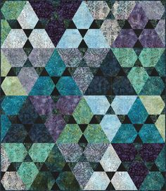 Jaybird Quilts, Batik Quilts, Star Quilts, Scrappy Quilts, Quilting Projects, Quilting Designs, Easy Quilt Patterns, Quilt Festival, Quilting For Beginners