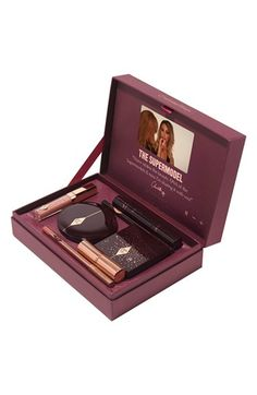 Charlotte Tilbury 'The Supermodel' Genius Tutorial Video Box (Limited Edition) available at #Nordstrom