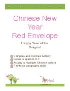 Freebie...Chinese New Year