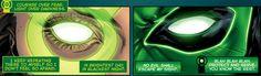 Rookie Green Lanterns Jessica Cruz and Simon Baz recite the oath,kind of