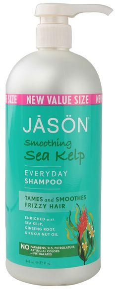 Jason Shampoo Smoothing Sea Kelp