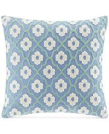 "Echo Kamala 18"" Square Decorative Pillow"