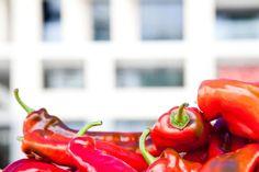 Produce at Britomart Farmers' Market Farmers Market, Stuffed Peppers, Vegetables, City, Food, Stuffed Pepper, Essen, Vegetable Recipes, Cities