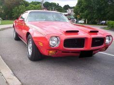 Pontiac : Firebird FORMULA 1973