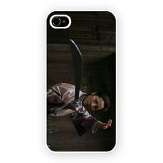 Crouching Tiger, Hidden Dragon - Sword iPhone 4 4s and iPhone 5 Cases
