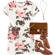 """Untitled #275"" by style-by-gabriella on Polyvore"