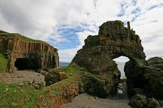 Carsaig Arches, Malcolm's Point, Isle of Mull