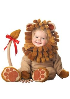 Wizard of Oz Wee Cowardly Lion Costume