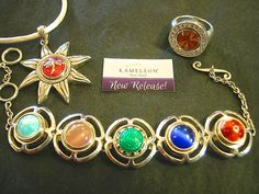 New Release Jewelpops are a hit! Add some color, go Krazy for Kameleon!