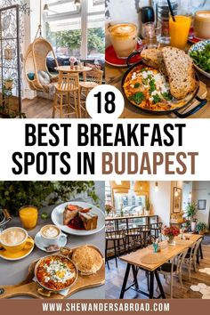 Want to have a delicious breakfast in Budapest? Here's the complete guide about the best breakfast places in Budapest, recommended by a local! | Budapest travel tips | Budapest food guide | Budapest breakfast | Budapest brunch | Budapest cafes | Where to eat in Budapest | Budapest eats | Budapest food recommendation | Where to have brunch in Budapest | What to eat in Budapest | Hungary food | New York Cafe Budapest | Budapest coffee shops | Budapest cafe shops | Budapest food breakfast