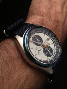 Seiko chronograph quartz SNDF87