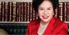 Miriam Defensor Santiago tops student poll for the third time #RagnarokConnection
