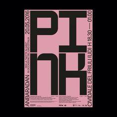 anbaradan pink ddition per la notte in giro ... · who kills graphic design.
