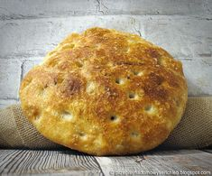 CHLEBEK CEBULOWY Z ORZECHAMI MAKADAMIA (PANE ALLE CIPOLLE) Chapati, Bread, Food, Meal, Brot, Breads, Hoods, Baking, Bakeries