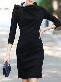 https://www.stylewe.com/product/shirred-cotton-bow-neck-mini-dress-15334.html