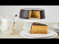 Baumkuchen o Torta del Arbol - Recetas de postres (y panes)