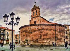 La curiosa iglesia redonda de San Marcos