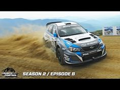 Launch Control: Pastrana and Higgins Climb to the Clouds on Mt. Washington -- Episode 2.8 - YouTube