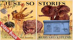 Just so stories audiobook by Rudyard Kipling. Classic Literature VideoBook with synchronized text, interactive transcript, and closed captions in multiple languages. Audio courtesy of Librivox. Read by T...