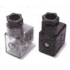 Amatic 1/2 Inch ACL-02 Valve Spare Coil With LED Socket For AM Series Solenoid Valves