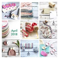 Another month has flown by, I've been busy with some new projects, but lots of the month has been about continuing to support my crochet…