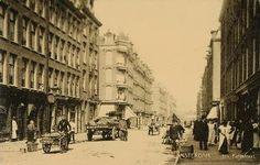 De Ten Katemarkt dateert van 1912 Old Pictures, Old Photos, I Amsterdam, 17th Century, Netherlands, Holland, Dutch, Past, Street View