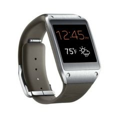 Smartwatch Samsung Galaxy Gear Smartwatch- Retail Packaging - Mocha Gray #Smartwatch  #Samsung