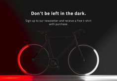 Revolights Bicycle Lighting System. The Future of Bicycle Safety.  Avid bicyclists MUST check out this tech!  This product increases your visibility at night and could easily SAVE YOUR LIFE.