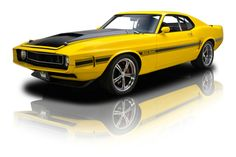 1970 Ford Mustang Boss Snake Yellow..Re-pin brought to you by agents of #Carinsurance at #HouseofInsurance in Eugene, Oregon